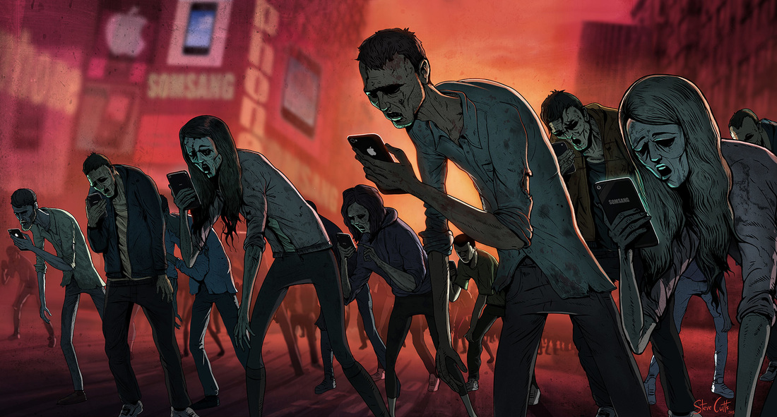 BEWARE! The Zombies Are Upon Us. – Get Social Group